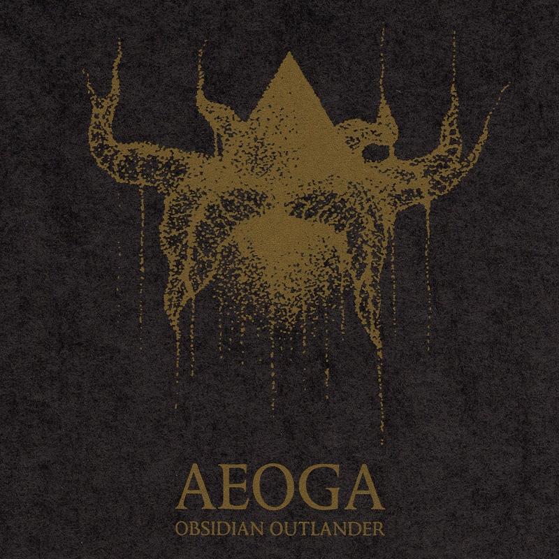 Aeoga - Obsidian Outlander, CD
